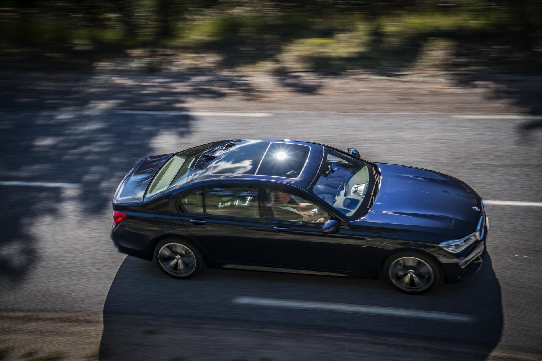 2015 BMW 730Ld Carbon Black 16 7 Series2016