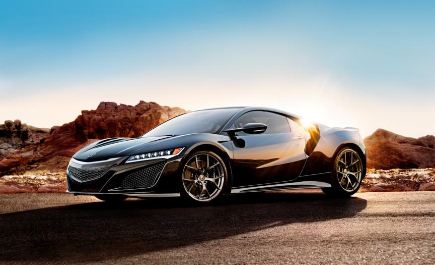 2016 Acura NSX 108 876x535