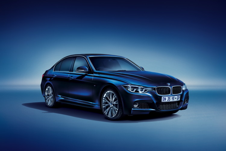 2016 Bmw 340i 40 Year Edition Available In South Africa