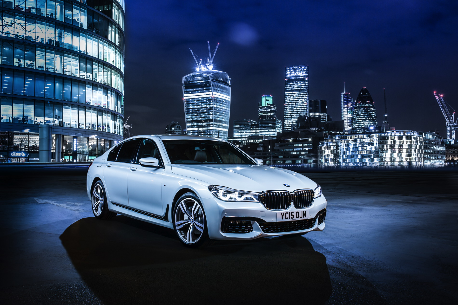 2016 BMW 730d M Sport Package 46