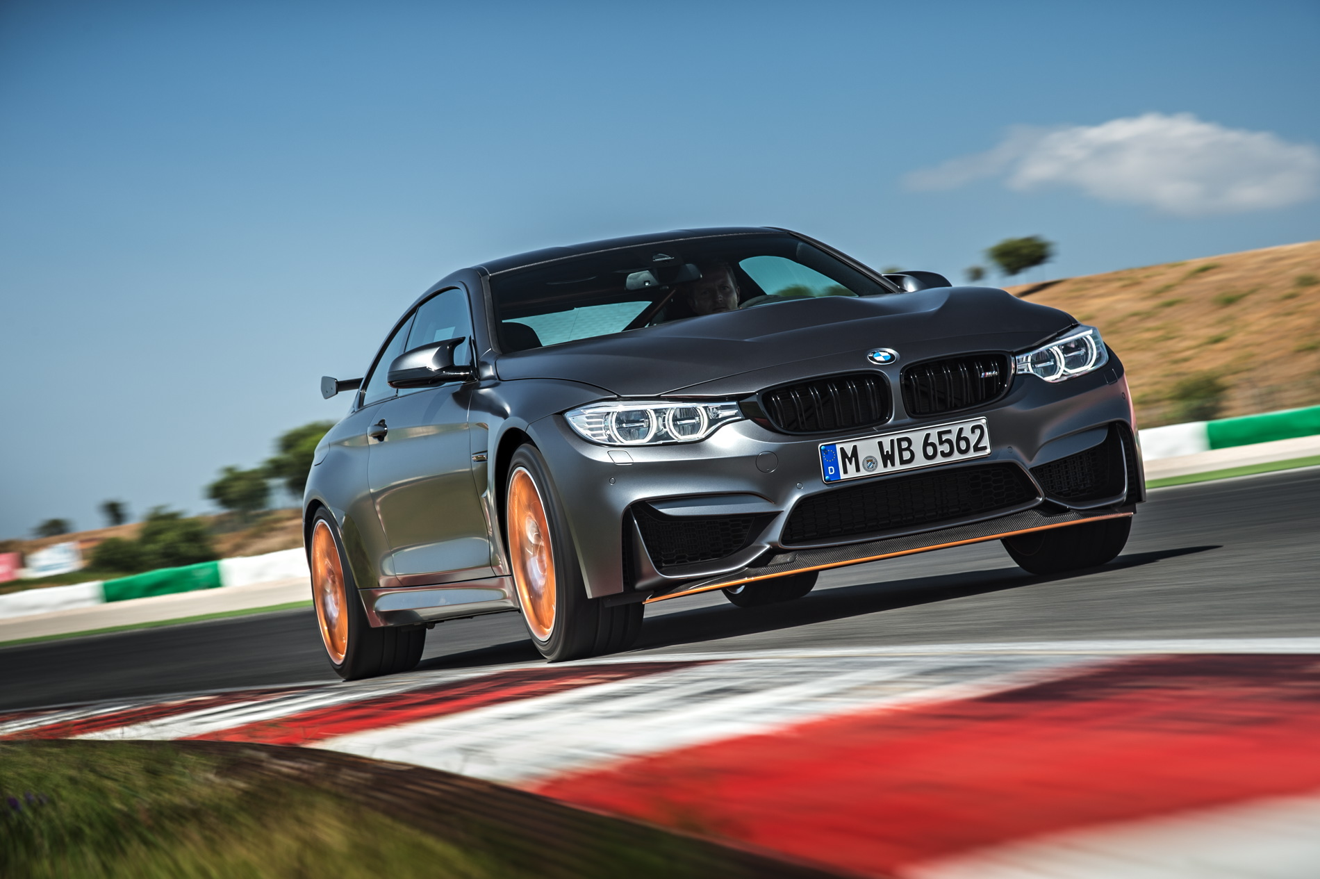 World Premiere Bmw M4 Gts With 493 Horsepower