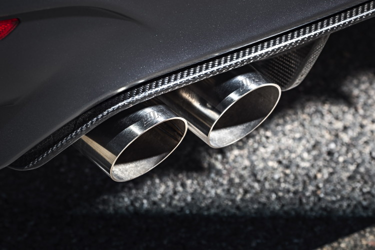 Video Bmw M4 Gts Start Up Exhaust Oled Taillights