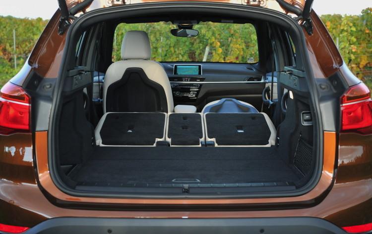 2016 BMW X1 Chestnut Bronze images 19 750x471