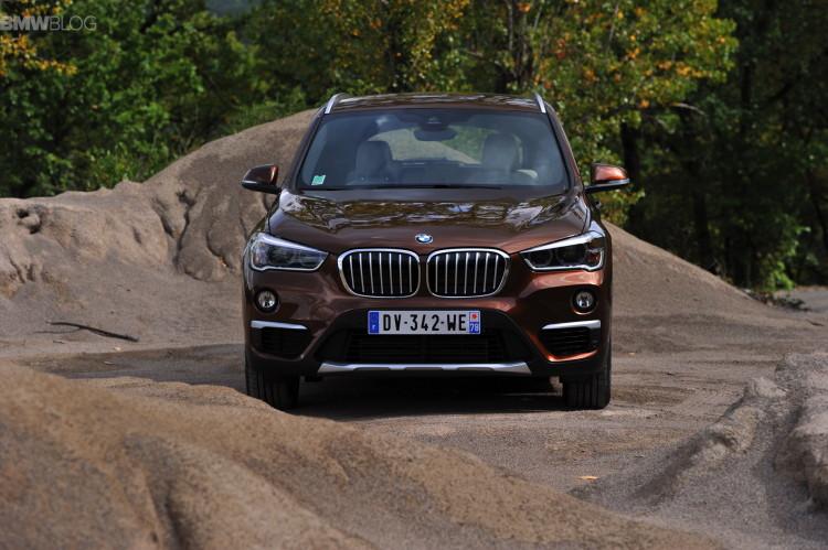 2016 BMW X1 Chestnut Bronze images 36 750x499