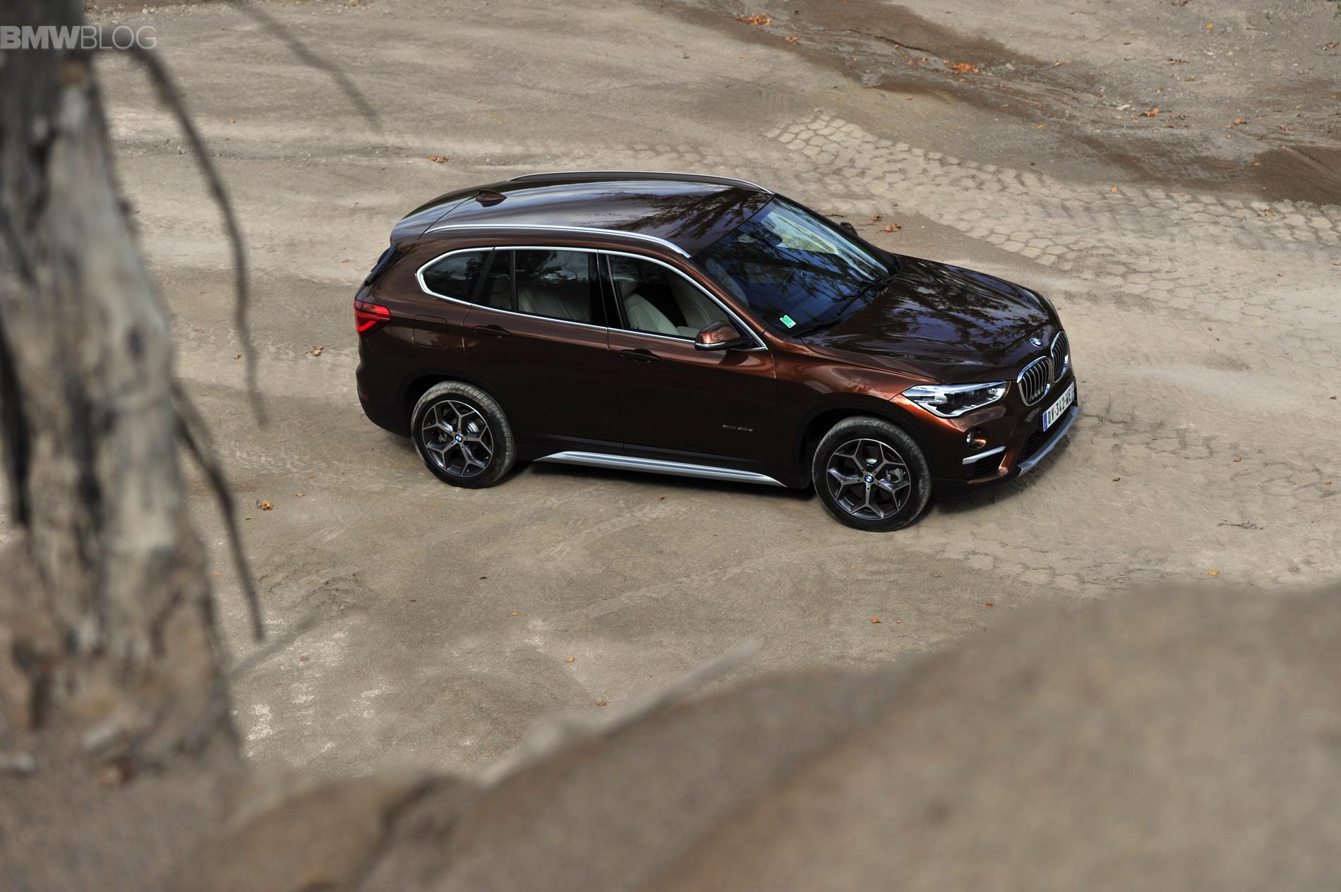 2016 BMW X1 Chestnut Bronze images 42