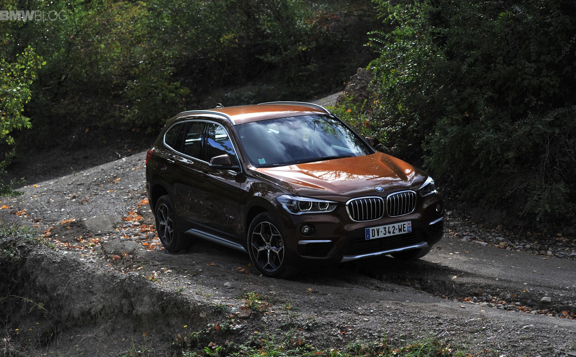 2016 BMW X1 Chestnut Bronze images 45
