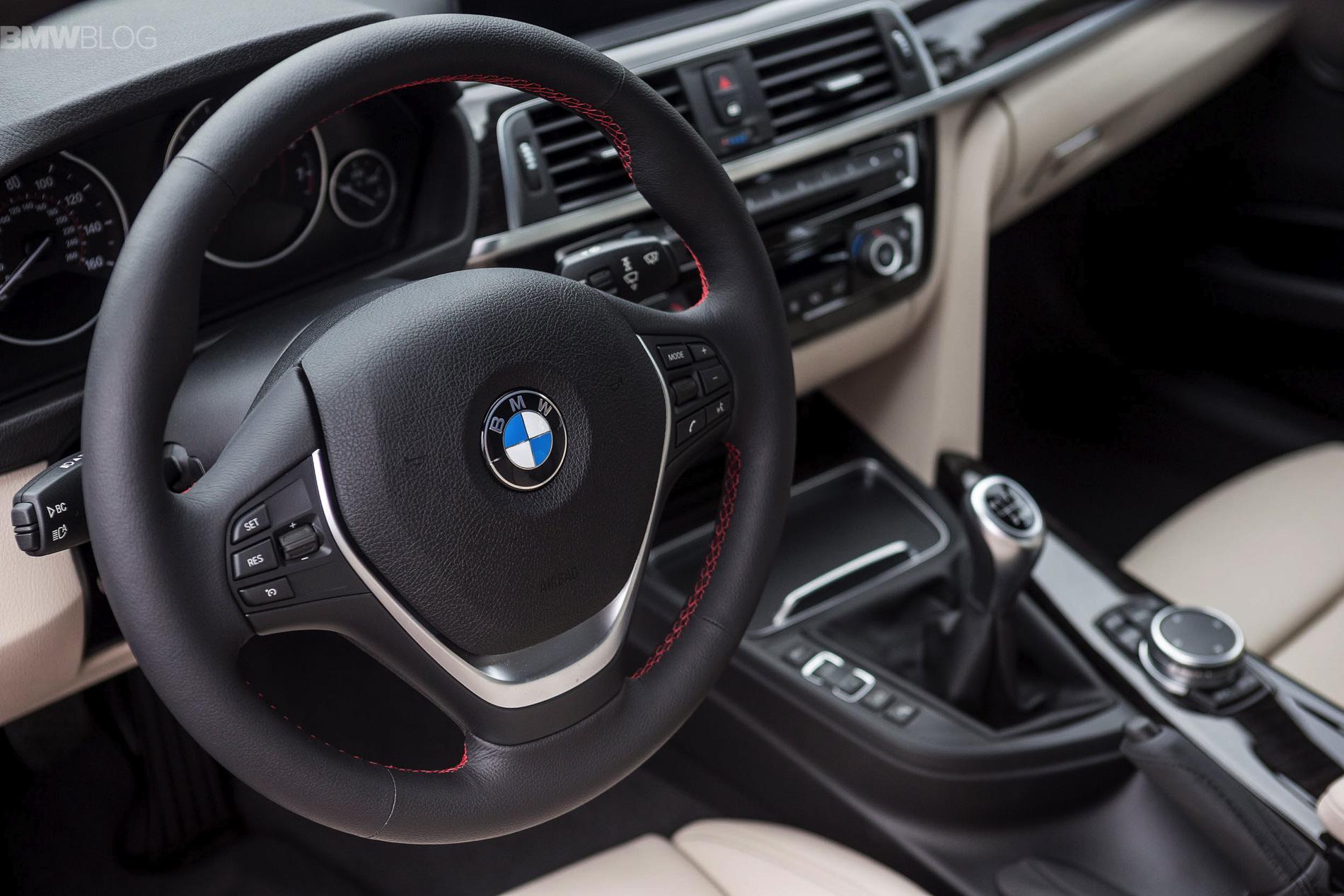 Bmw 328I 0-60 >> FIRST DRIVE: 2016 BMW 340i