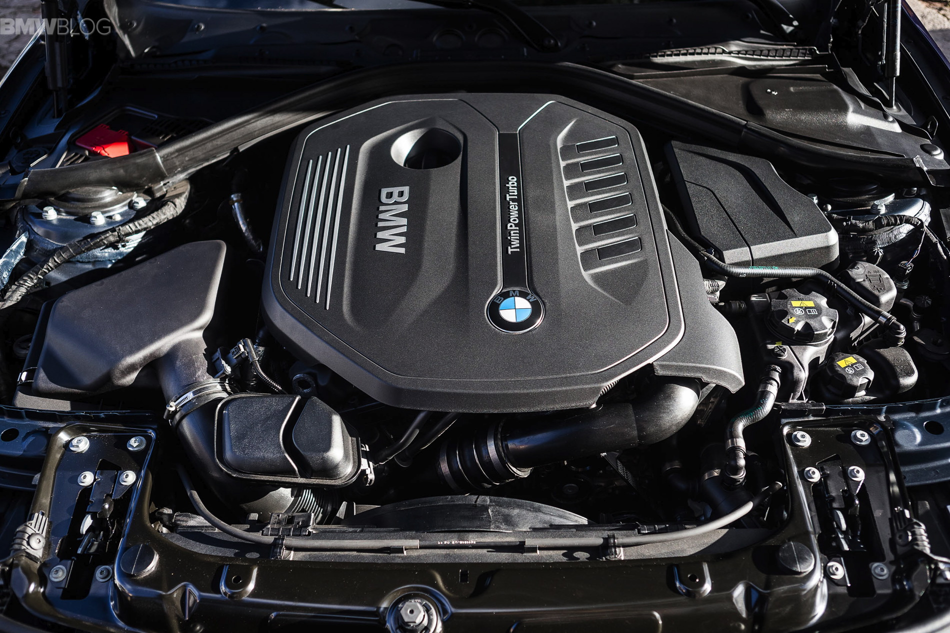 Bmw S B58 3 0 Liter Turbocharged Engine Wins The 2016