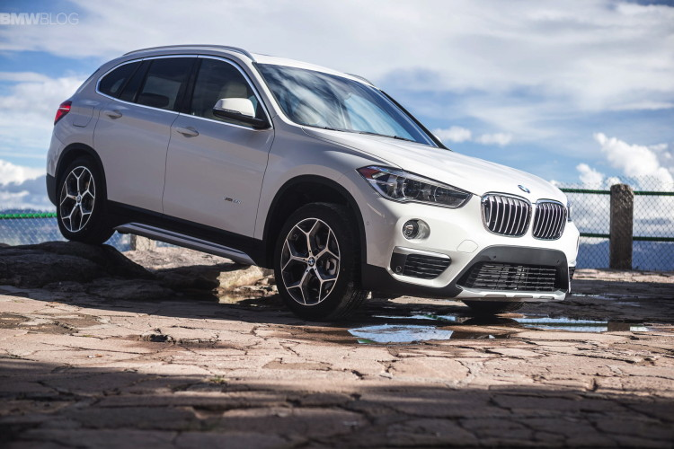 2016 bmw X1 xDrive28i test drive images 31 750x500