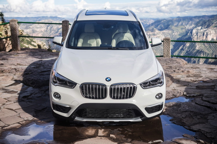 2016 bmw X1 xDrive28i test drive images 33 750x500
