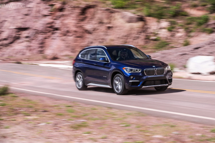 2016 bmw X1 xDrive28i test drive images 46 750x500