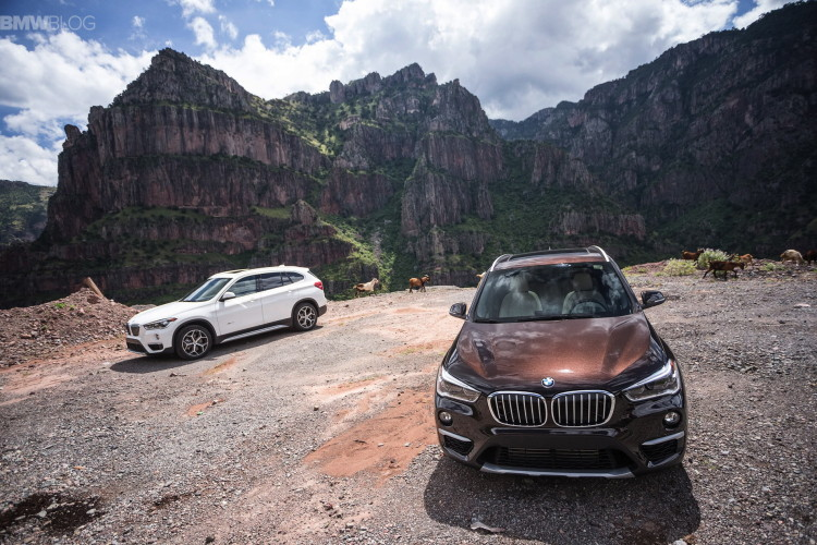 2016 bmw X1 xDrive28i test drive images 69 750x500
