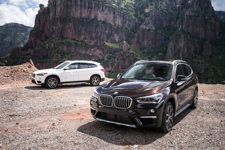 2016 bmw X1 xDrive28i test drive images 70 750x500