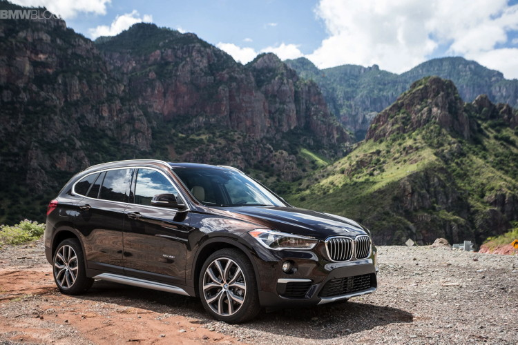 2016 bmw X1 xDrive28i test drive images 71 750x500