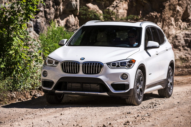 2016 bmw X1 xDrive28i test drive images 83 750x500