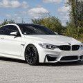 Clean Mineral White BMW M4 Build By IND Distribution
