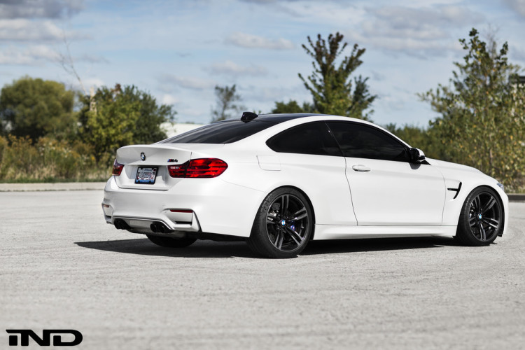 Mineral White Bmw M4 Build By Ind Distribution
