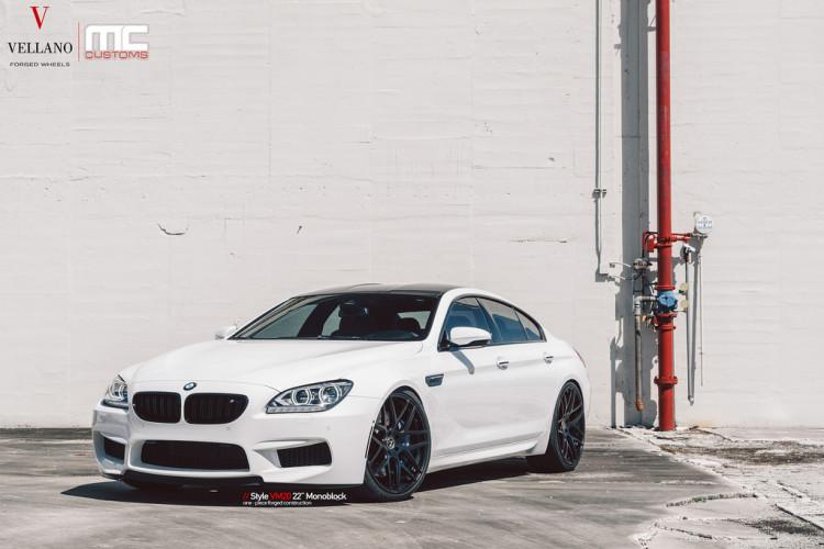 A Clean BMW M6 With Vellano Wheels 1 750x500