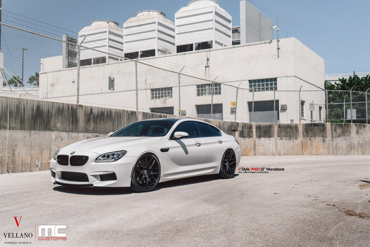 A Clean BMW M6 With Vellano Wheels 5 750x500