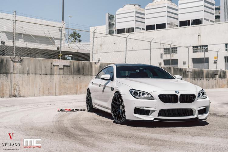 A Clean BMW M6 With Vellano Wheels 6 750x500