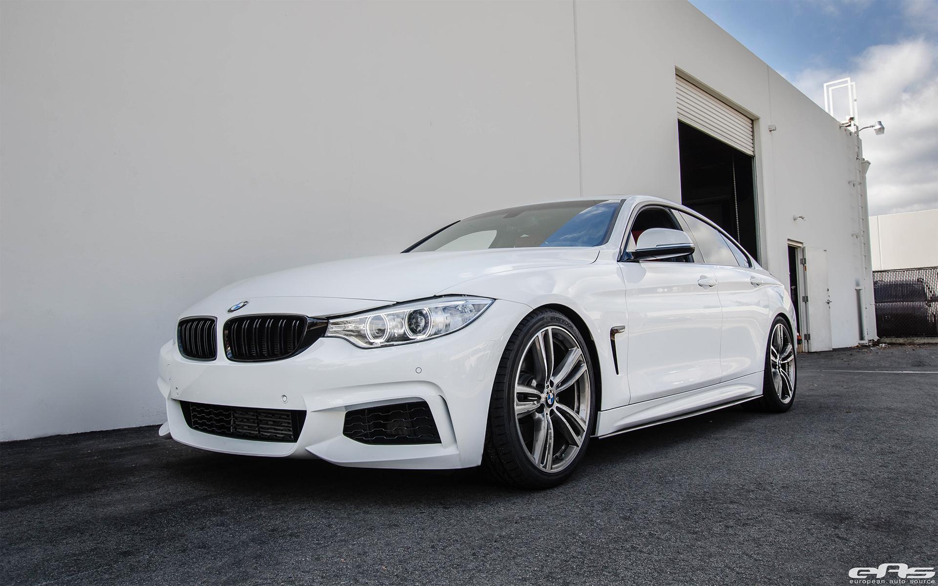 Alpine White BMW 428i Gets Updated At European Auto Source 1