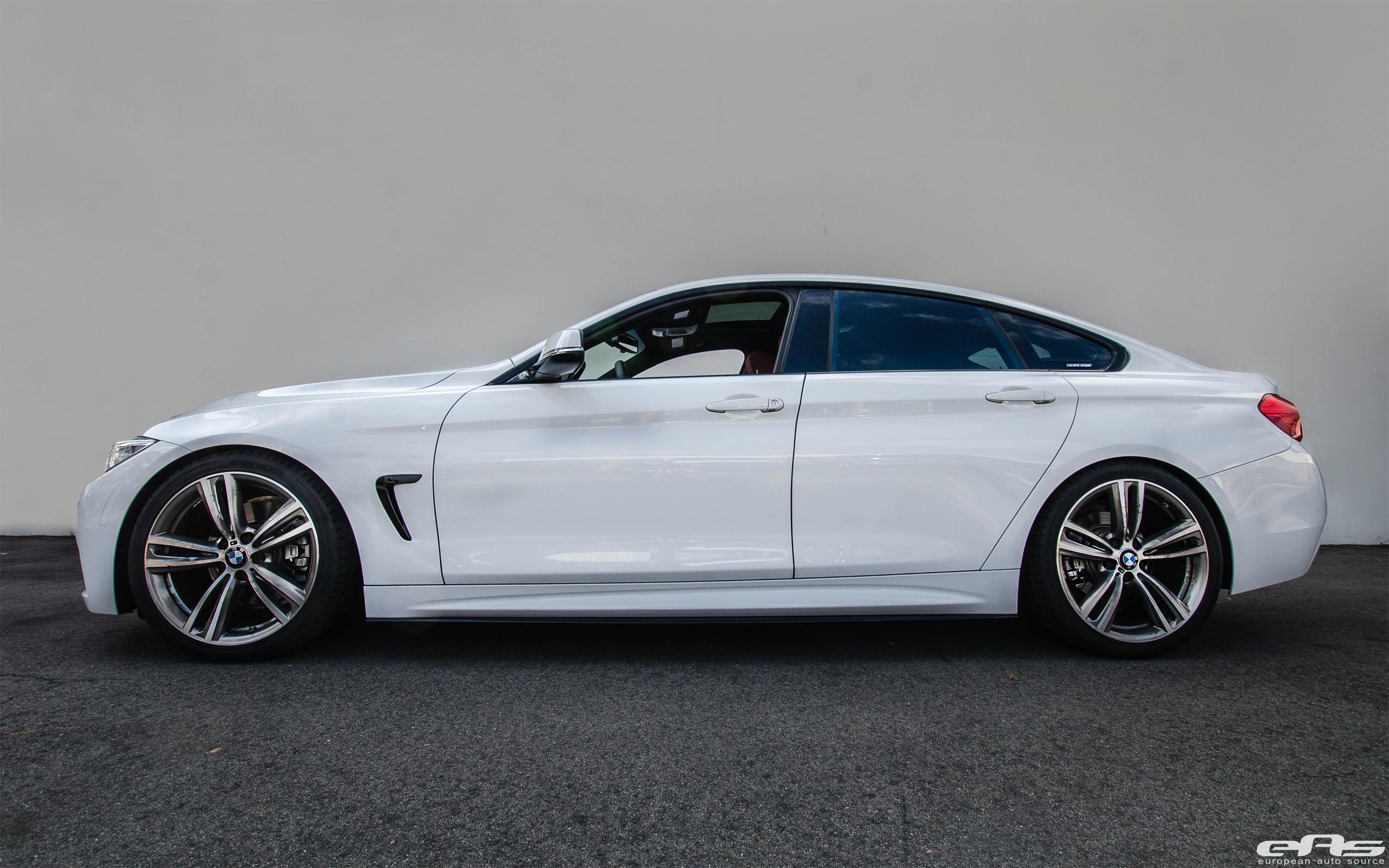 Alpine White BMW 428i Gets Updated At European Auto Source