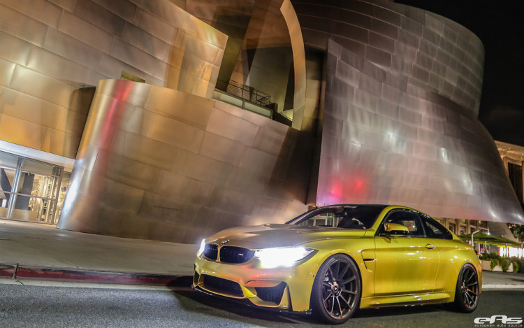Austin Yellow BMW F82 M4 By EAS 1 750x469