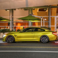 Austin Yellow BMW F82 M4 Project By European Auto Source