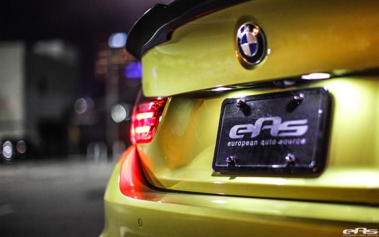 Austin Yellow BMW F82 M4 By EAS 5 750x469