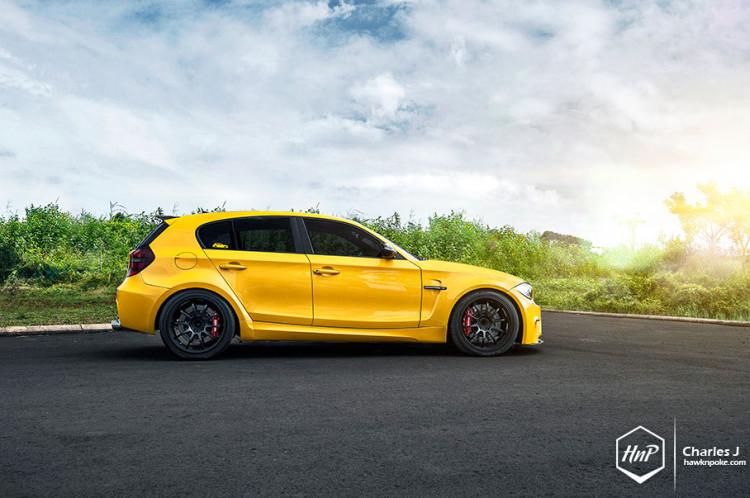 BMW 1M hatchback 1 750x498