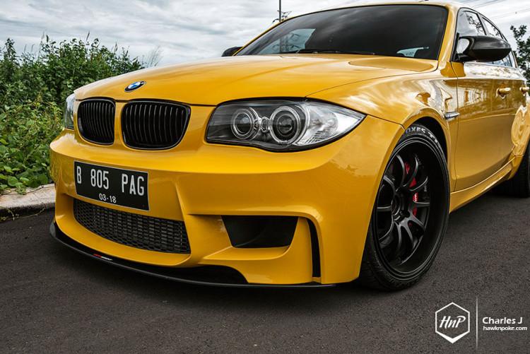 BMW 1M hatchback 3 750x501