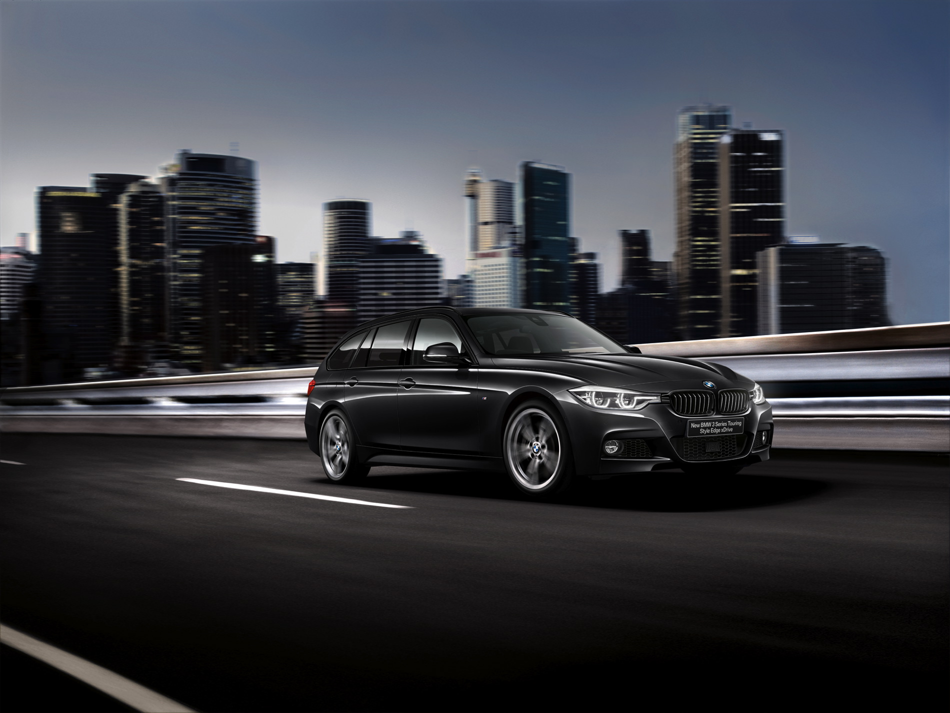 BMW 3 Series Touring Style Edge xDrive 1