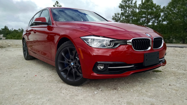 BMW 340i melbourne red 1 750x422