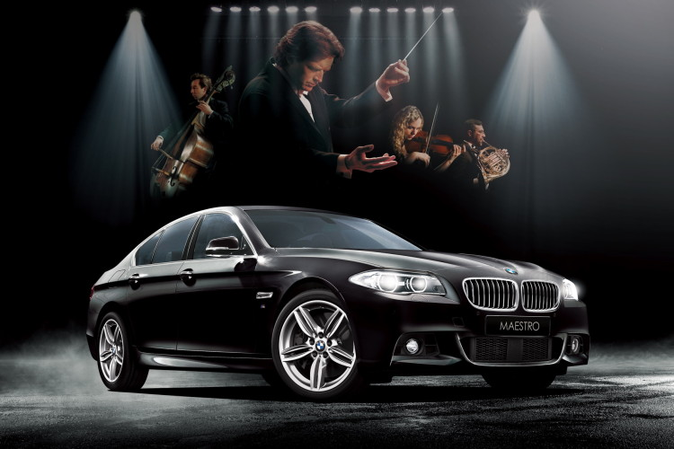 BMW 5 Series MAESTRO Limited Edition for Japan 10 750x500