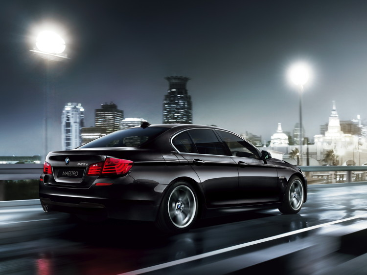 BMW 5 Series MAESTRO Limited Edition for Japan 16 750x563