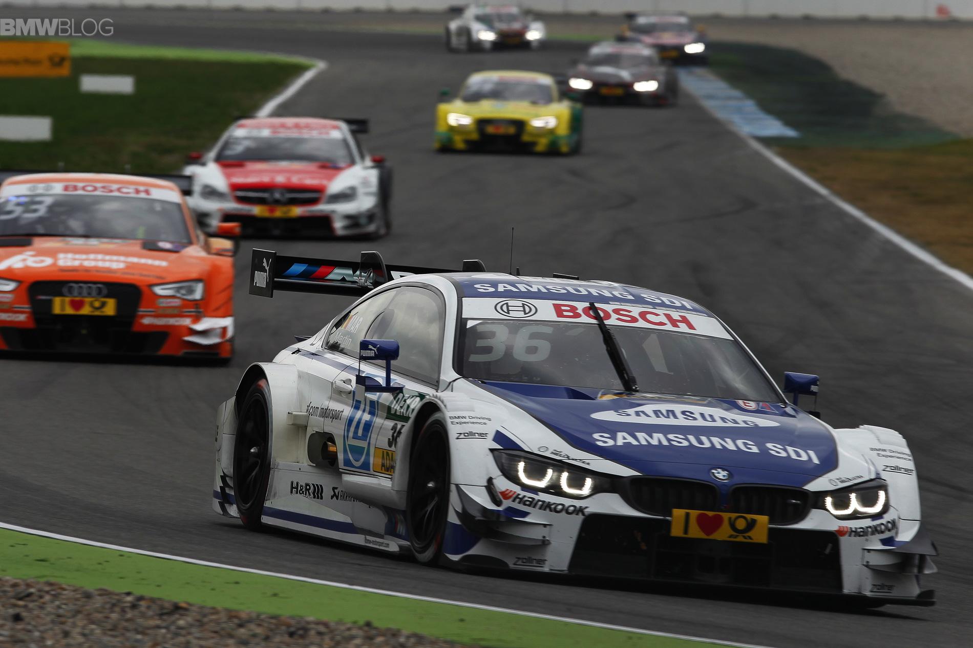 BMW DTM Hockenheim images 11