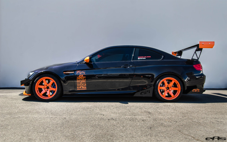BMW E92 M3 Gets Ready For The Track 2 750x469
