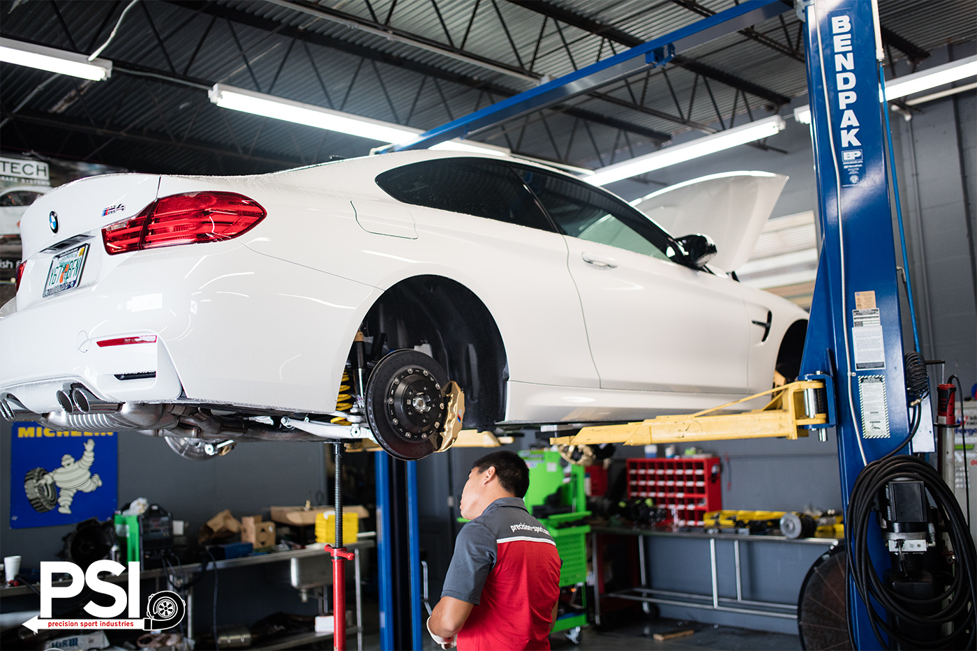 BMW F82 M4 by PSI Velos KW Suspension2