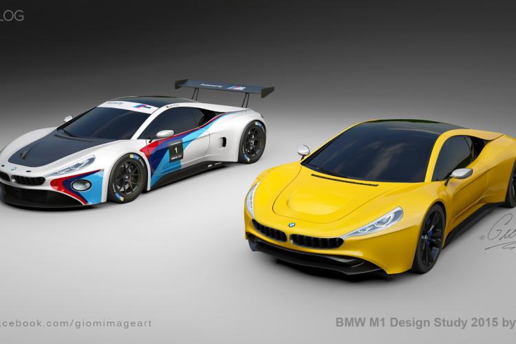 BMW M1 Design Study 10 750x500