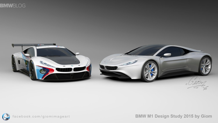 BMW M1 Design Study 12 750x422