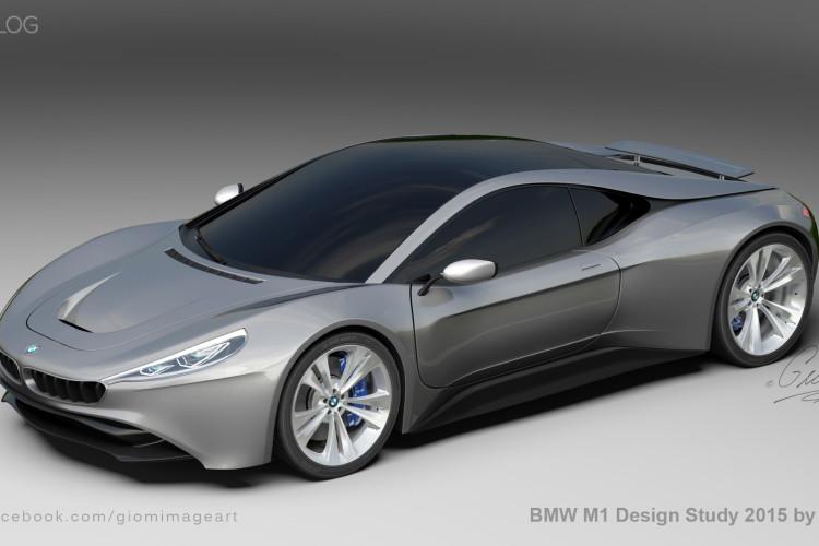 BMW M1 Design Study 2 750x500