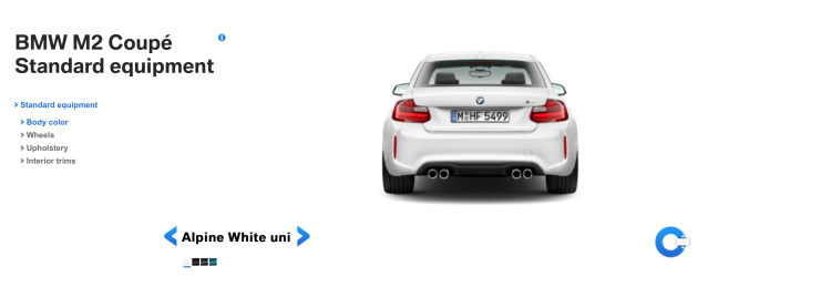 BMW-M2-Alpine-White-rear
