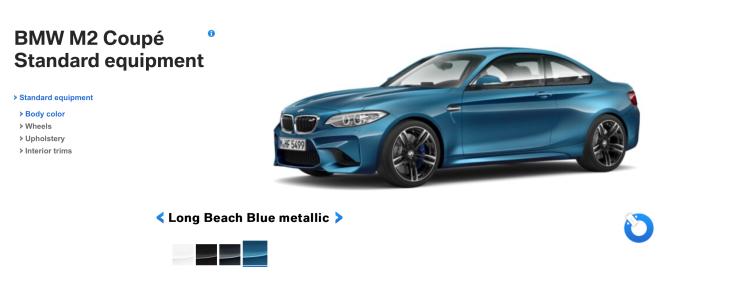 BMW M2 Long Beach Blue 750x291