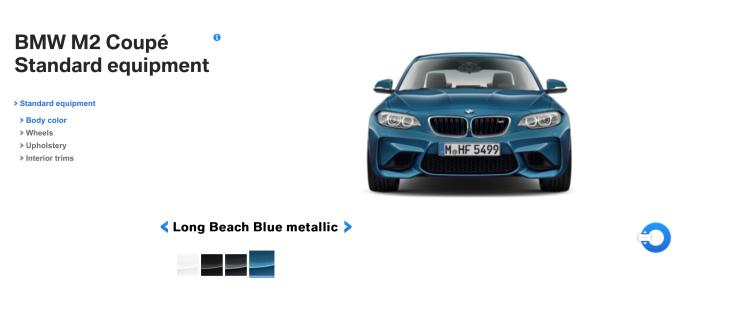 BMW-M2-Long-Beach-Blue-front