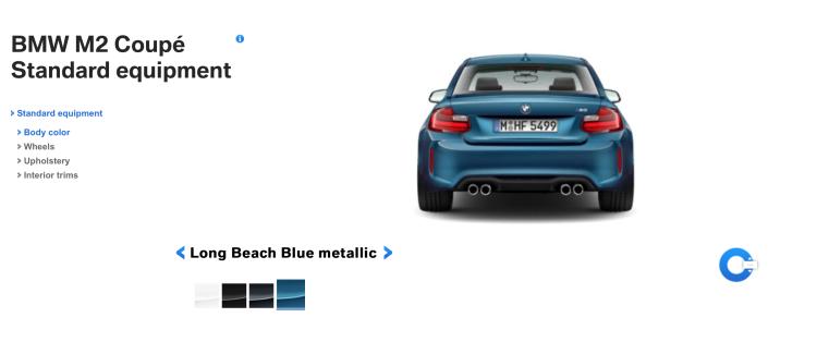 BMW-M2-Long-Beach-Blue-rear