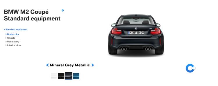 BMW-M2-Mineral-Grey-rear