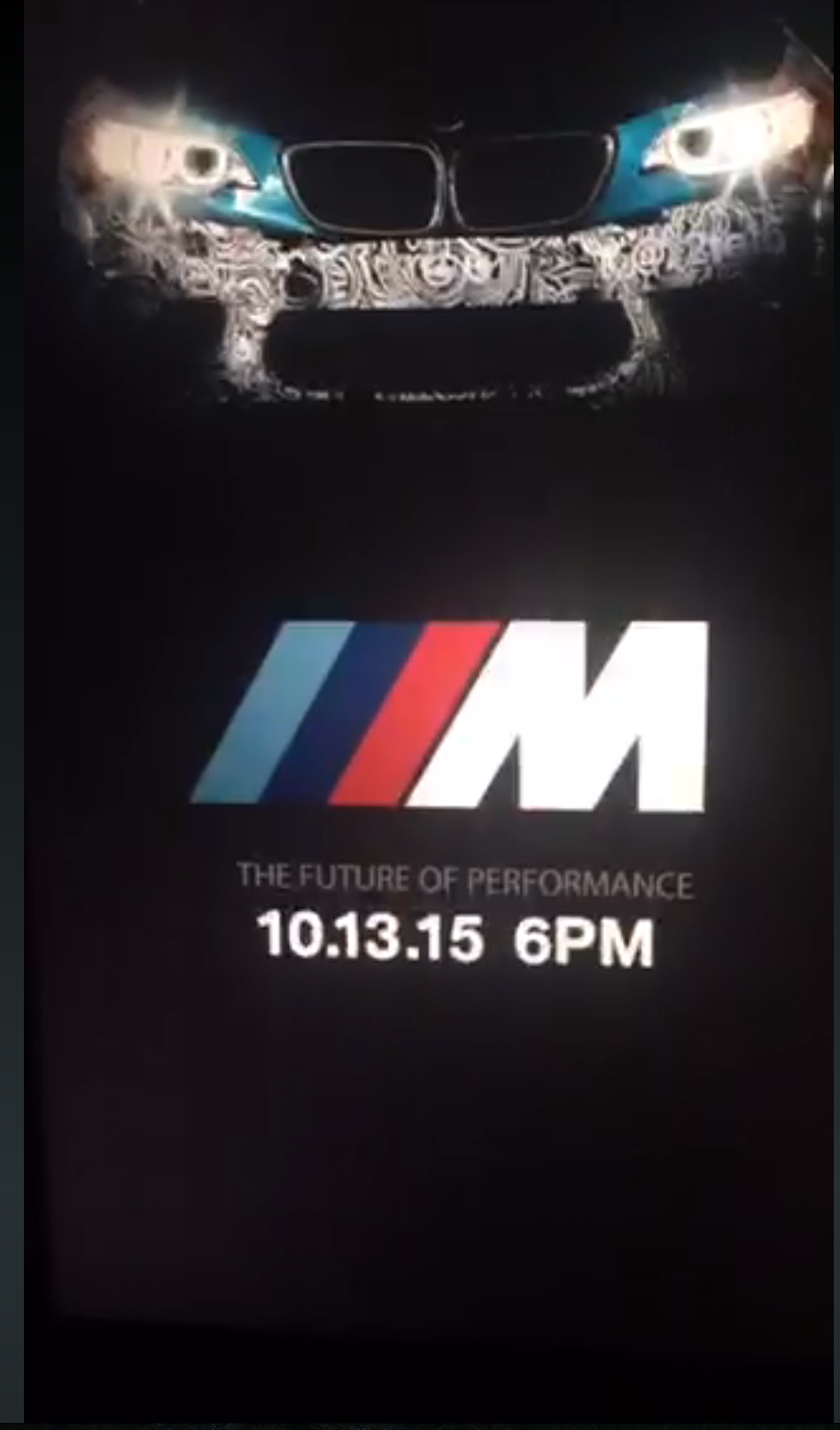 BMW M2 Periscope