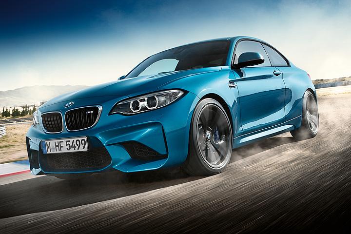 BMW M2 design