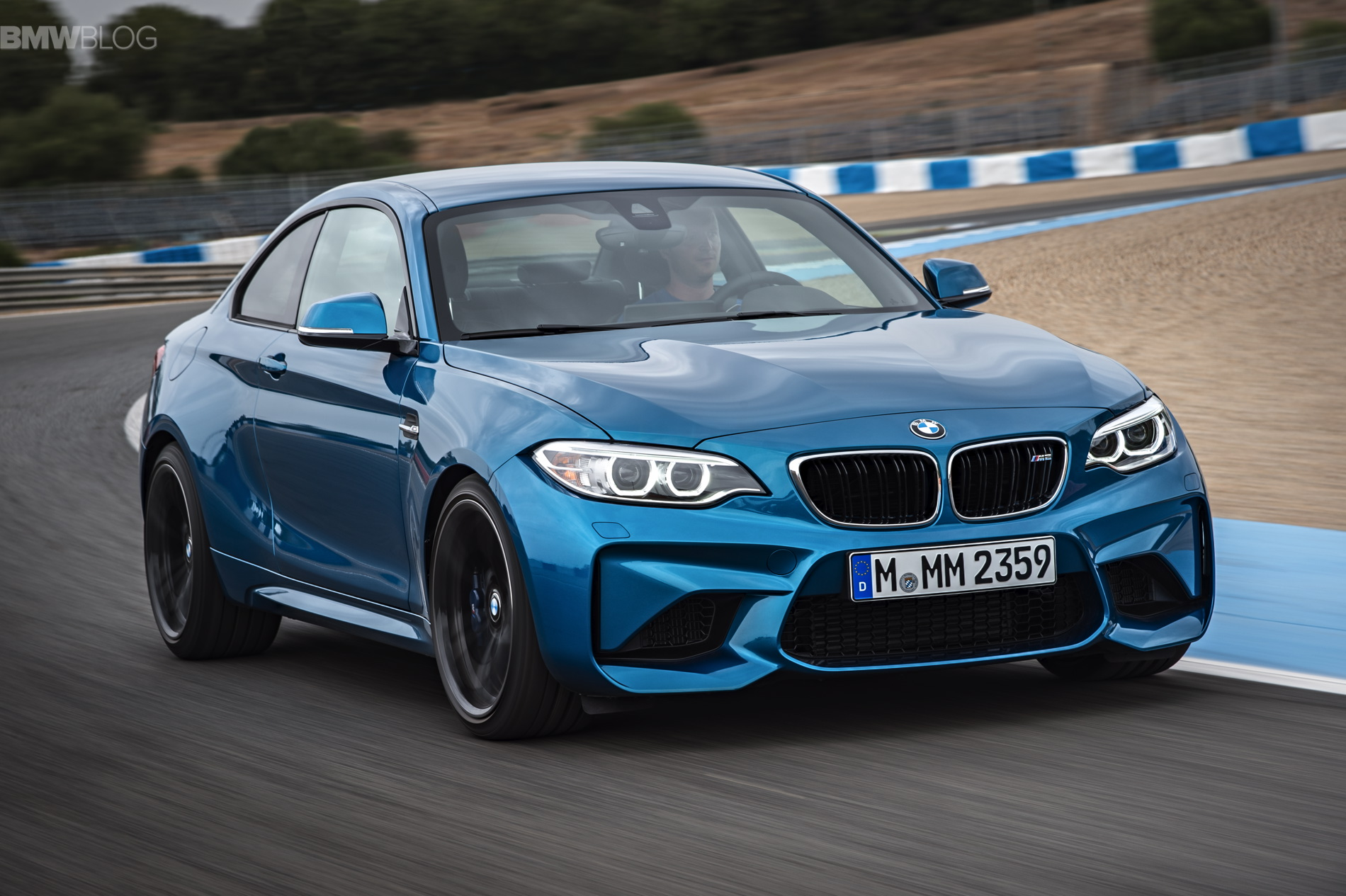 Bmw M2 Join Race Driver Augusto Farfus For A Lap On The Salzburgring