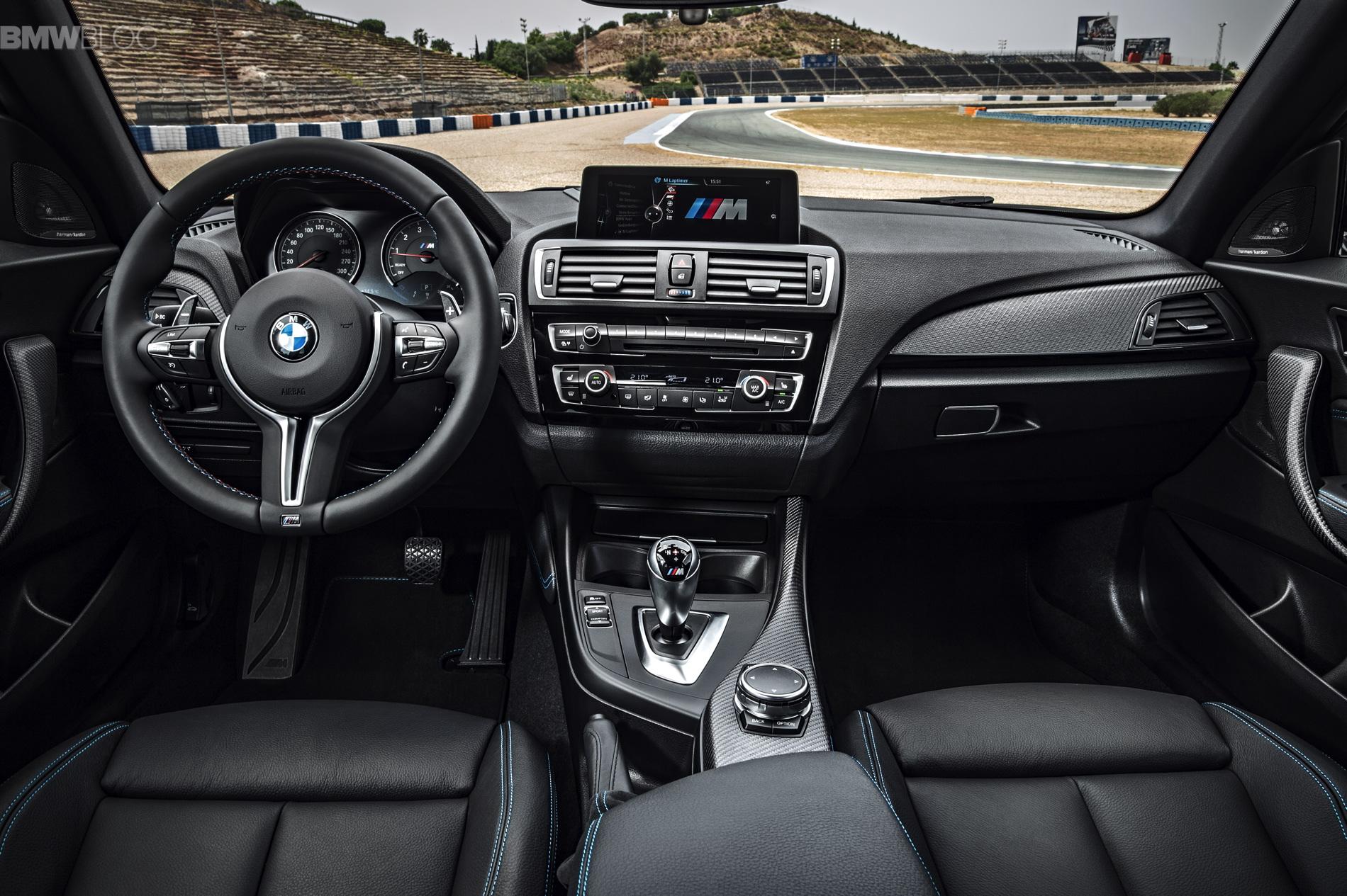 BMW M2 Interior 01